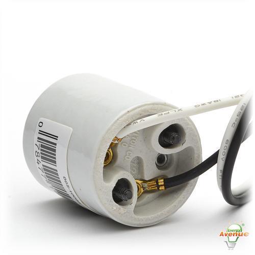 Leviton 10085 Keyless Medium Lampholder 660 Watt 250 Volt